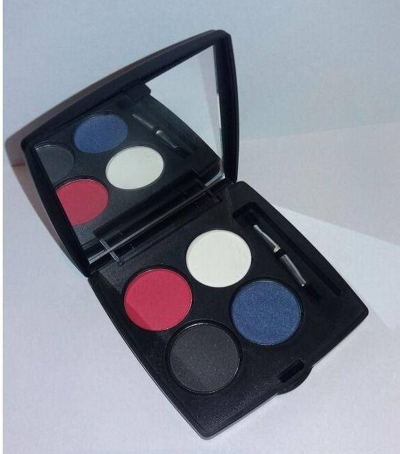 Kit Sombras + Pinceis maquiagem Coastal Scents