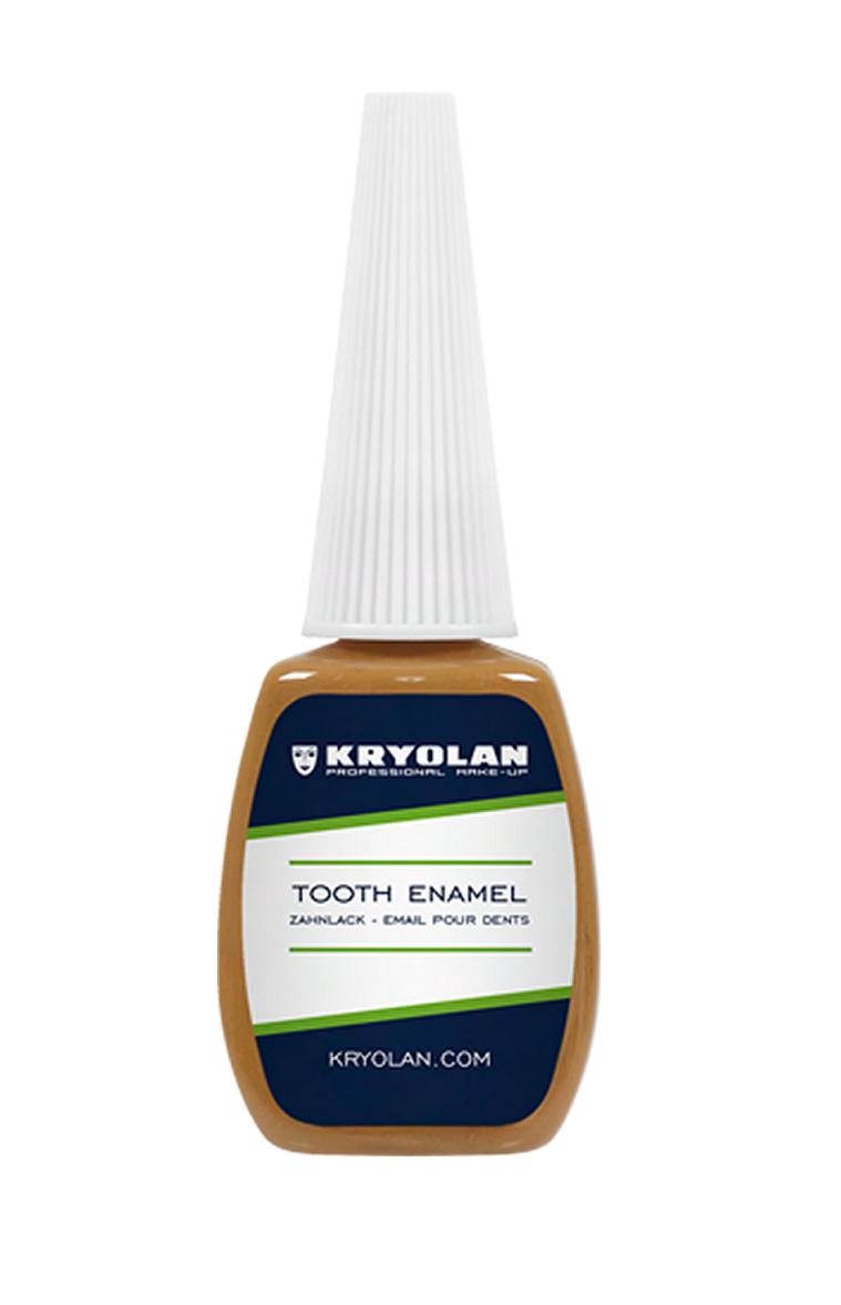 Kryolan Tooth Enamel- Esmalte de dente Nicotina