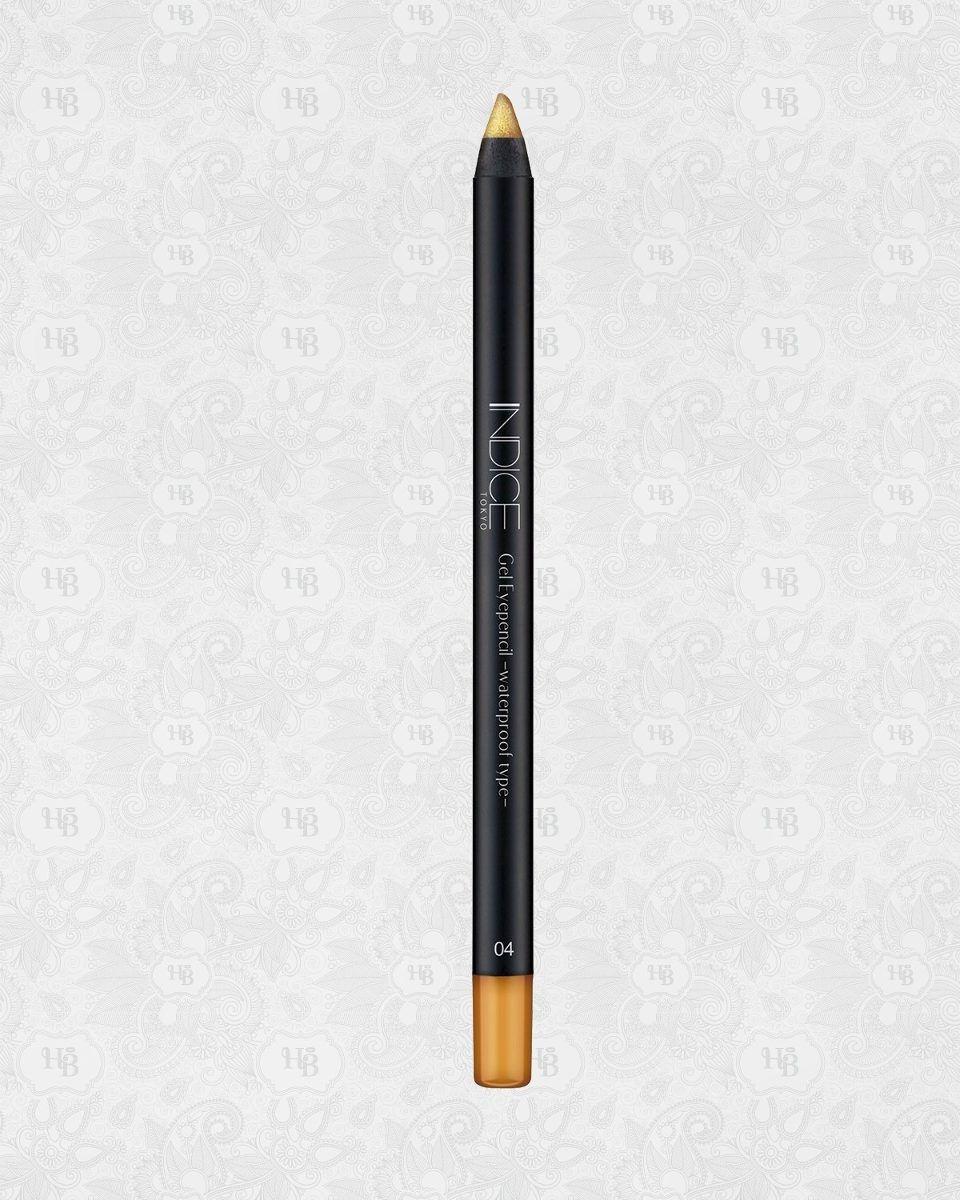Lápis De Olho A Prova De Agua Indice Tokyo 04 (True Gold)