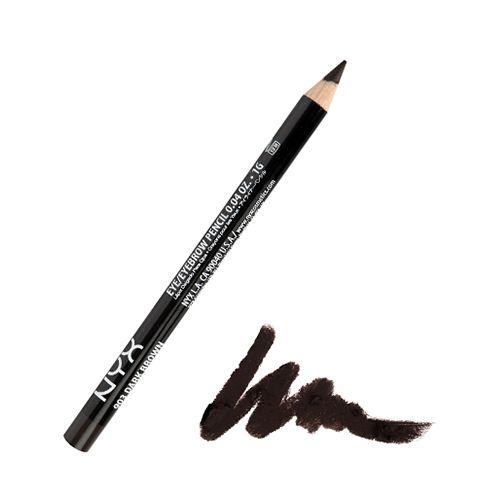 Lápis de olho/sobrancelha Nyx 903 Marrom escuro