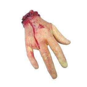 Mão Falsa zumbi Halloween Slug
