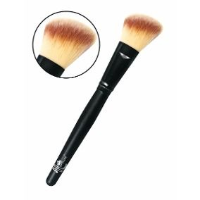 Pincel maquiagem aplicador de blush Marchetti 07