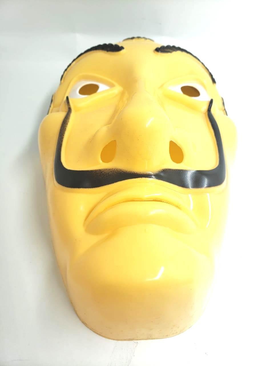 Mascara casa de papel