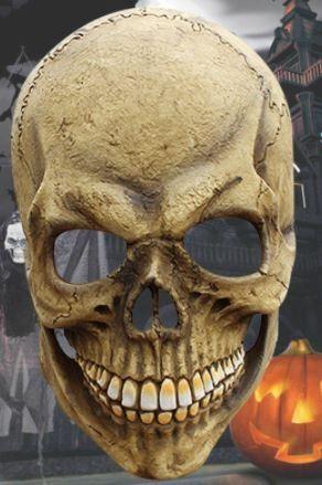 Máscara De Látex fantasia caveira terror cosplay halloween