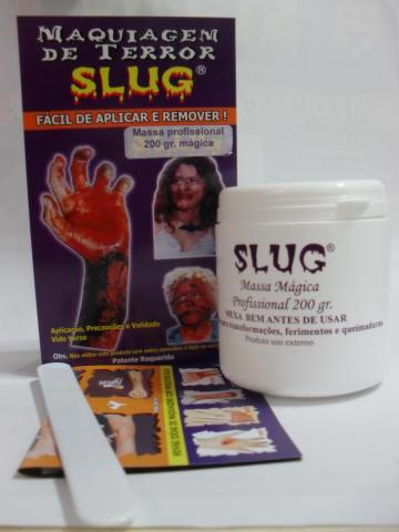 Massa Slug Profissional 200 gr