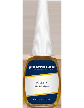 Mastix Spirit Gum ( verniz) Kryolan 12ml