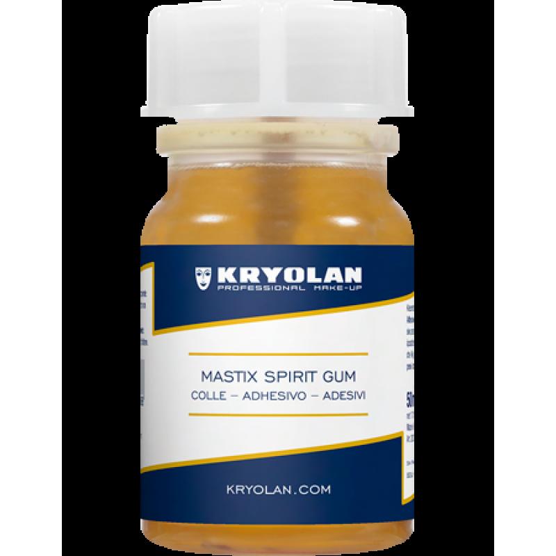 Mastix Spirit Gum ( verniz) Kryolan 50ml