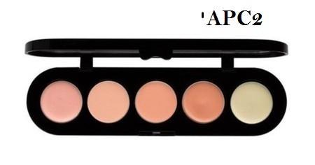 Paleta de Corretivo APC Atelier Paris