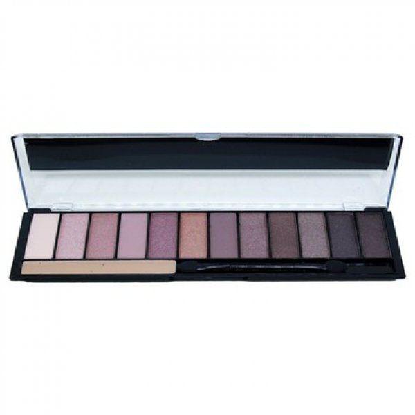 Paleta de sombra Blushed Nude Ruby Rose HB-9913