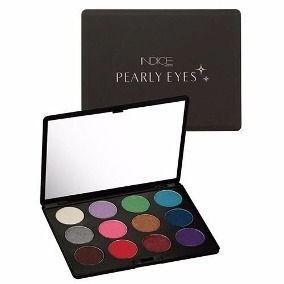 Paleta De Sombras Indice Tokyo Pearly Eyes 12 cores