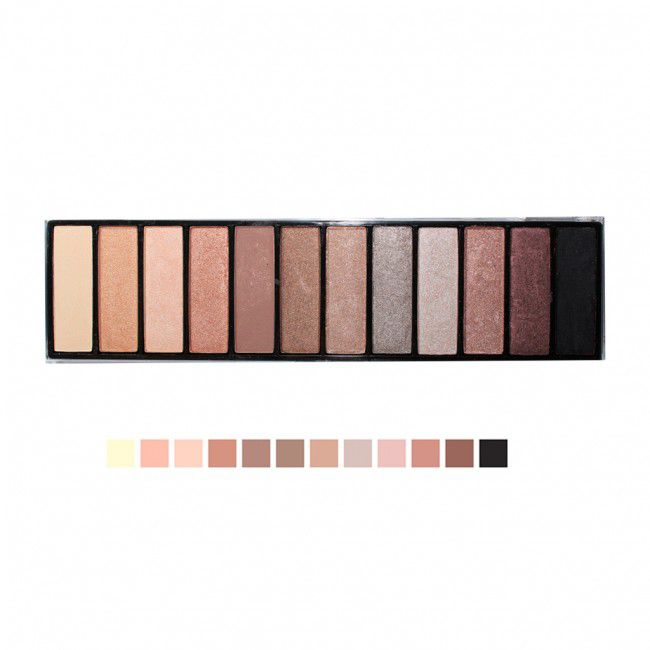 Paleta de sombras Nº1 Luxurious Koloss