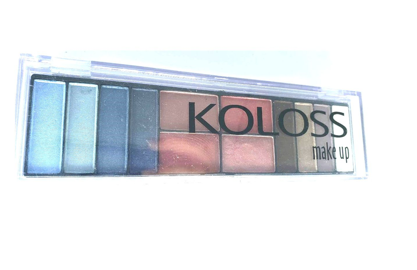 Paleta de sombras Nº3 Wonderfull Koloss