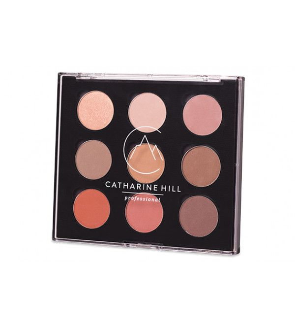 Paleta de sombras Personal Catharine Hill 9 cores 1017/1
