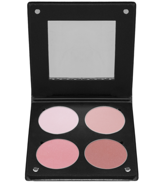 Palette 4 Blush 3D Beige Rose Atelier Paris