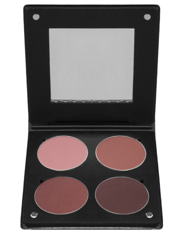 Palette 4 Blush 3D  Dark skin 2 Atelier Paris