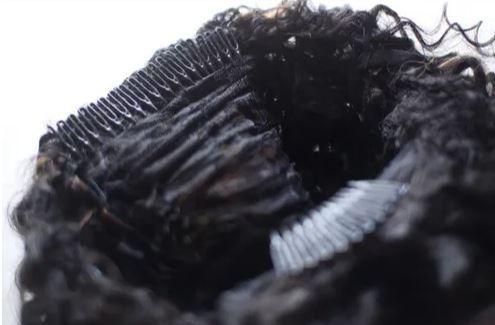 Pente para lace e peruca