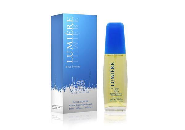 Perfume Giverny Lumiere Fragrancia feminina 30 ml
