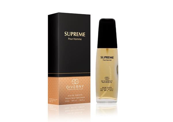 Perfume Giverny Supreme Fragrancia masculina 30 ml
