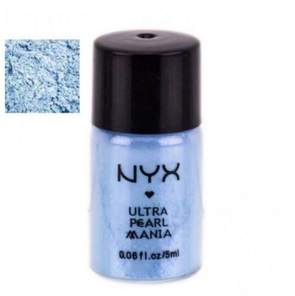 Pigmento Nyx (sombra Em Pó) Lp 08- Baby Blue