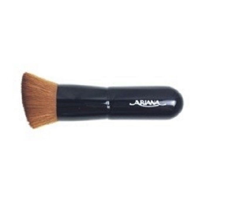 Pincel maquiagem chanfrado Ariana 112