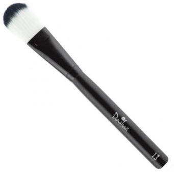 Pincel maquiagem para Base dailus Ds 13 (lingua de gato)