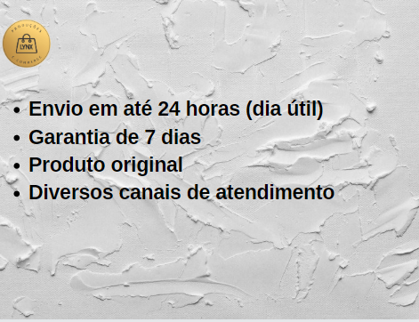 Pincel Maria margarida mini flat definer o24