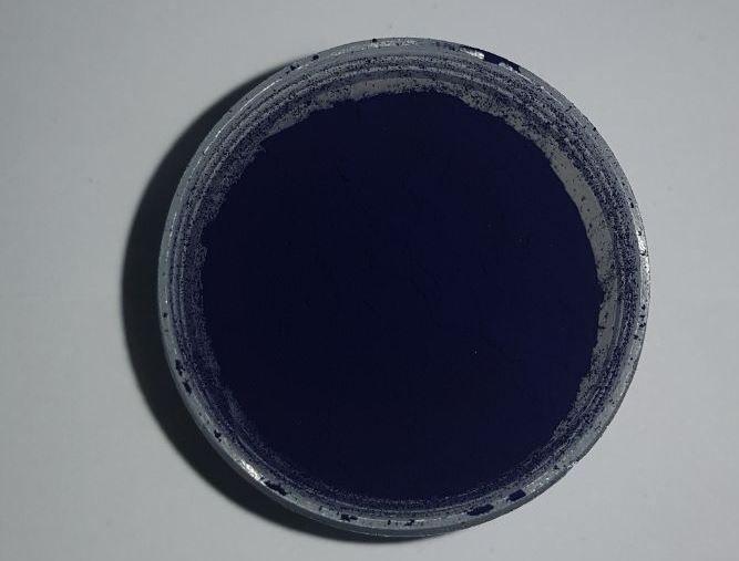 Pó de Maquiagem Azul Petroleo super pigmentado (sombra) 18gr