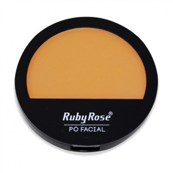 Pó compacto Facial Ruby Rose cor:15