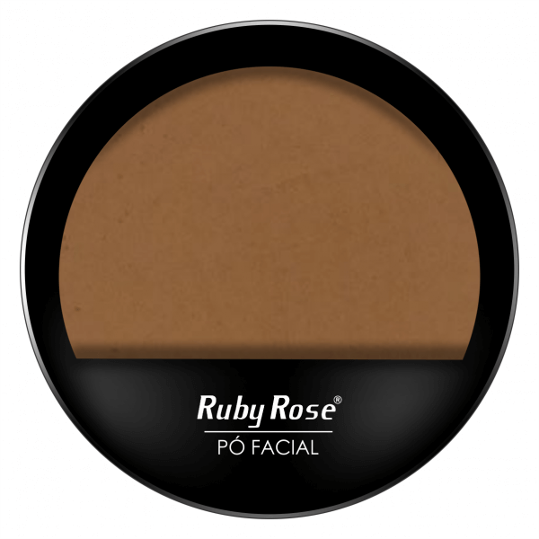 Pó Facial Ruby Rose cor:17