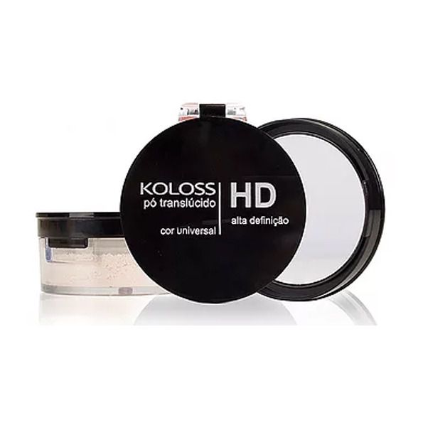 Pó HD Translúcido Universal Koloss 12,0 gr
