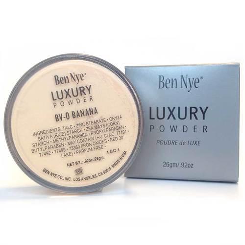 Pó Iluminador Ben Nye Luxury powder banana 26gr