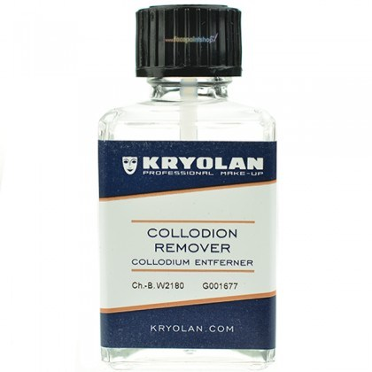 Removedor de  Rigid Collodion Kryolan 30 ml