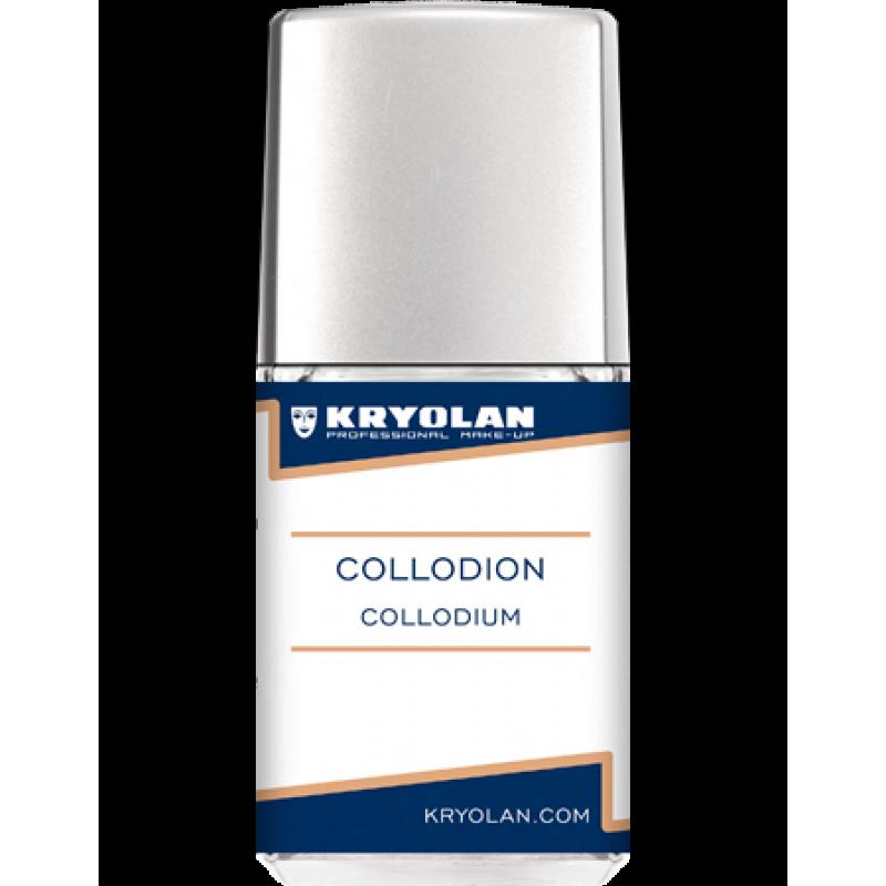 Rigid Collodion Kryolan 11 ml