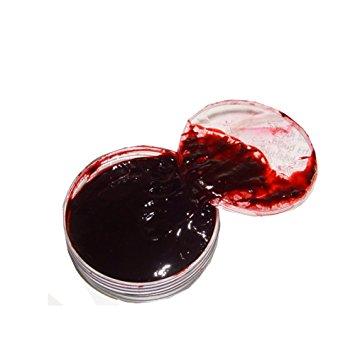 Sangue coagulado cenográfico escuro Kryolan 15ml