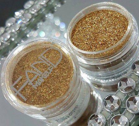 Sombra Glitter Col Fand Make up