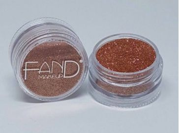 Sombra Glitter Thabi Fand Make up
