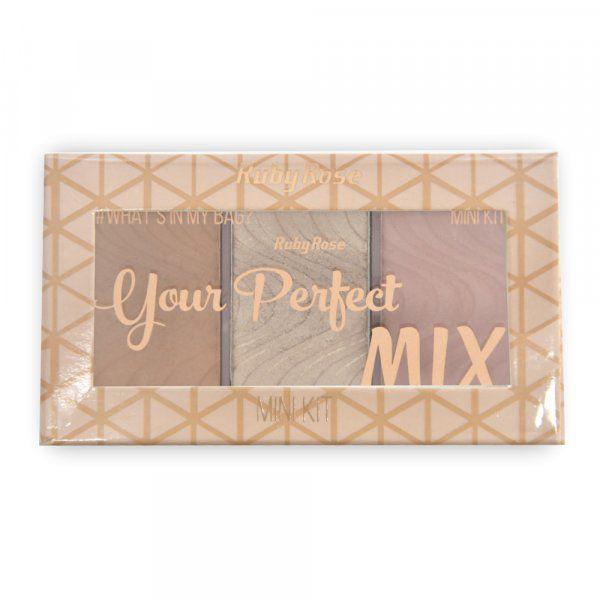 Your Perfect Mix Mini Kit Ruby Rose cor 2
