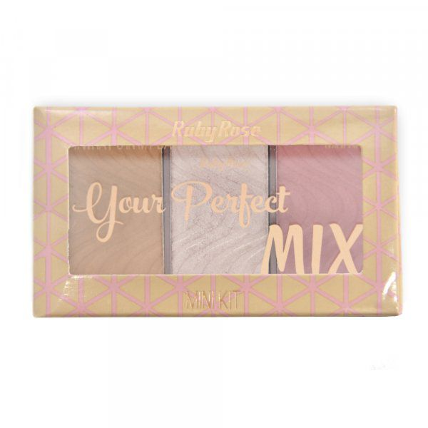 Your Perfect Mix Mini Kit Ruby Rose cor 3