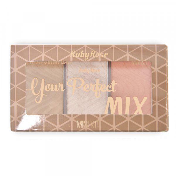 Your Perfect Mix Mini Kit Ruby Rose cor 4