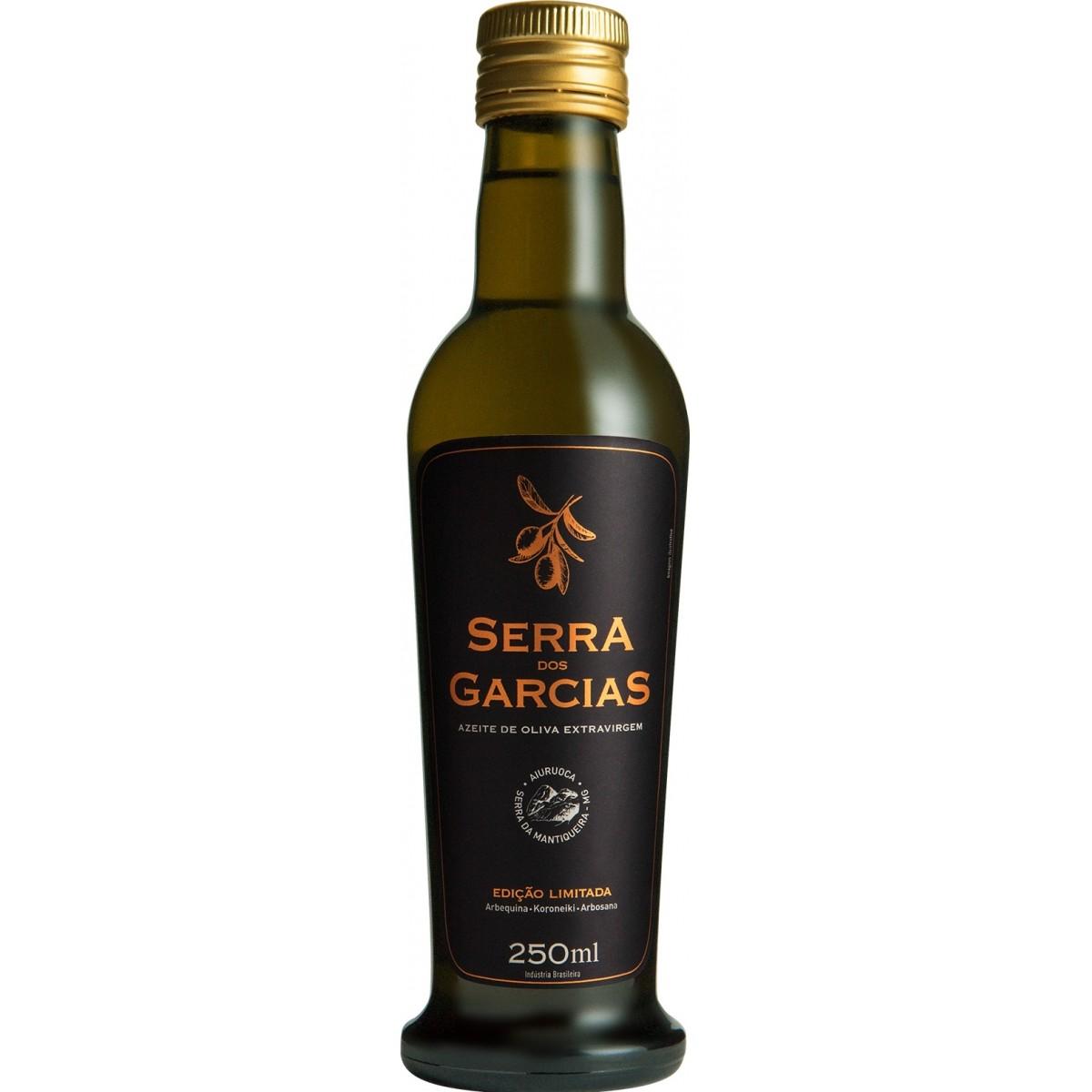 SAFRA 2021 - EDIÇÃO LIMITADA 250ml<br /><br />  Azeite elaborado a partir das variedades Arbequina, Arbosana e Koroneiki.  - Azeite Serra dos Garcias