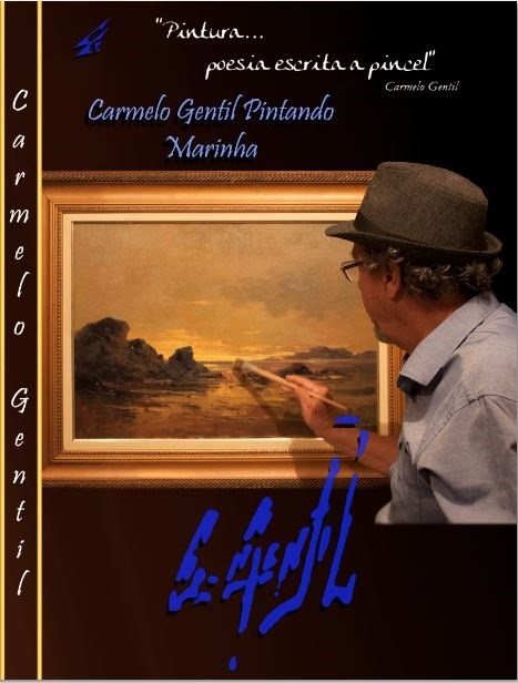 "DVD  ""PINTANDO MARINHA""  - Loja C Gentil"