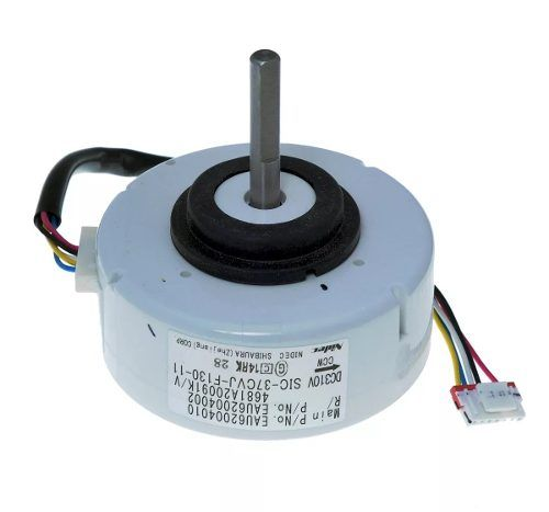 Motor Evaporadora Lg Inverter 7000 À 24000 Btus 4681a20091k
