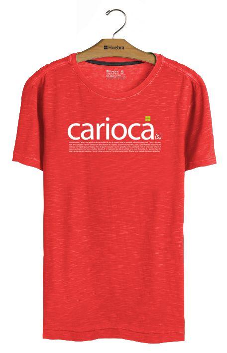 T-shirt Carioca(s)