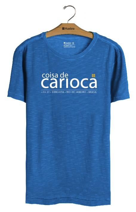 T-shirt Coisa de Carioca