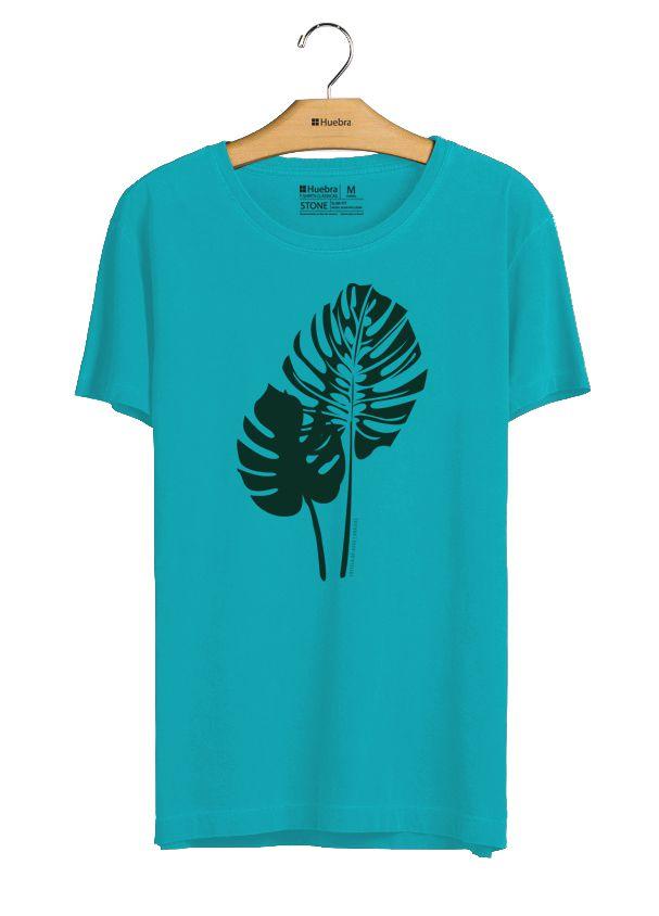 T-Shirt Costela de Adão Fio 40