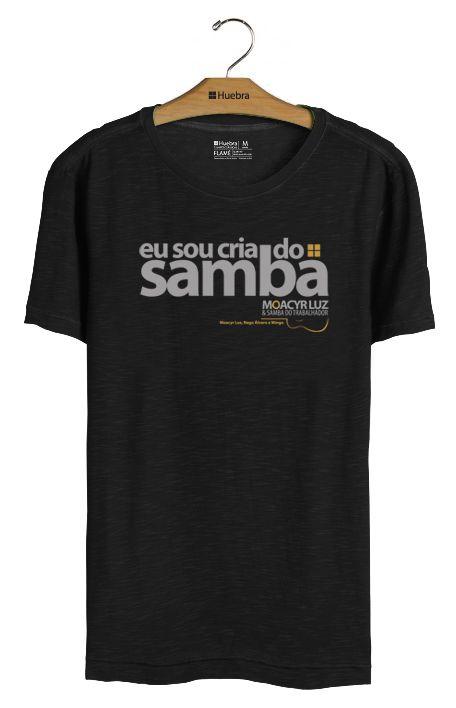 T.shirt Cria do Samba