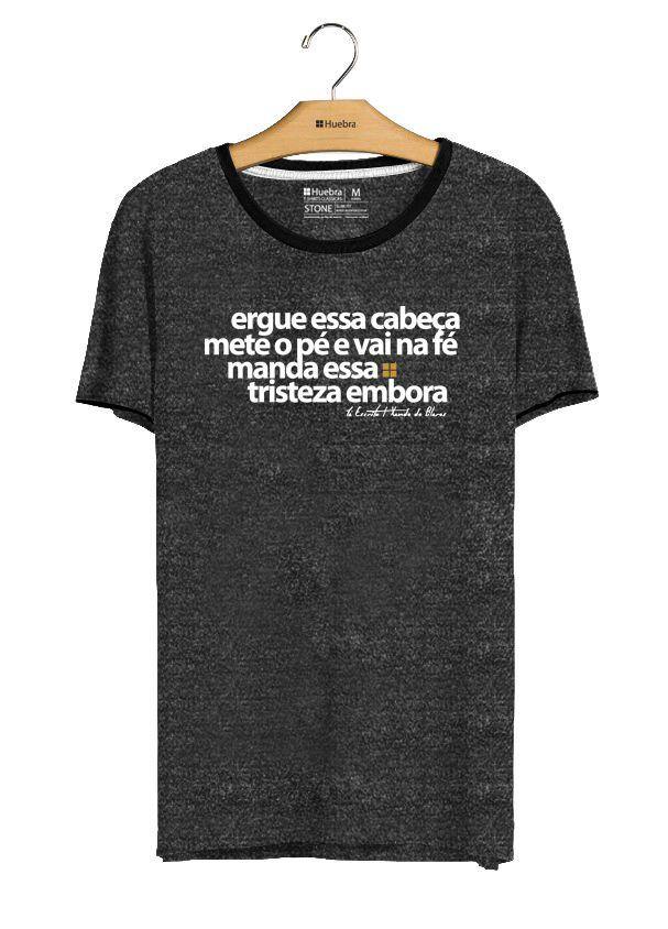 T.Shirt Diferenciada Tá Escrito