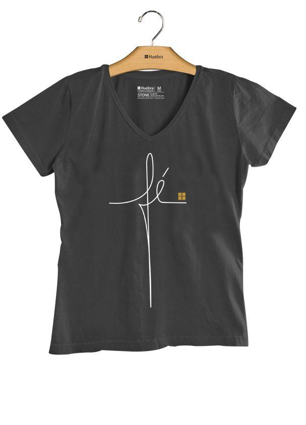 T.shirt Fé