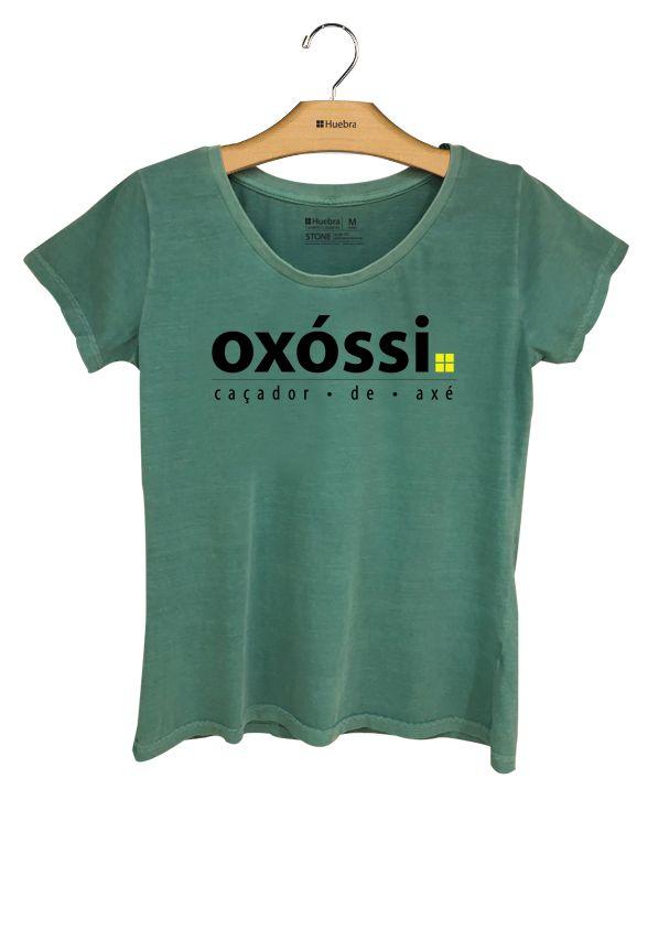 T.shirt Feminina Oxossí