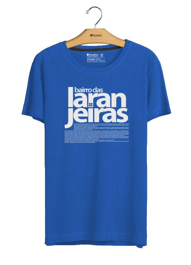 T.shirt Laranjeiras